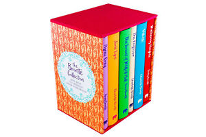 The-Bronte-Collection-6-Book-Set-Cloth-Bound-Hardback-Anne-Bronte-Emily-Bronte