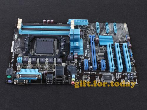 AMD 780L ATX DDR3 Motherboard With I//O ASUS COMPUTER M5A78L LE R2.0 Socket AM3