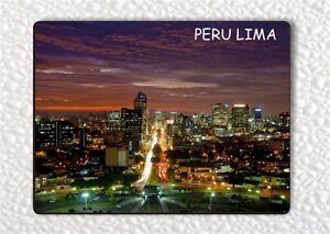 SOUVENIR-FROM-PERU-LIMA-2-FRIDGE-MAGNET-thf5Z