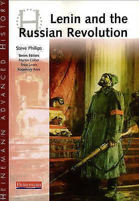 1 of 1 - Heinemann Advanced History: Lenin and the Russian Revolution Steve Phillips