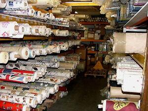 Fryetts-100-Cotton-Designer-Upholstery-Curtain-Vintage-Shabby-Chic-Style-Fabric
