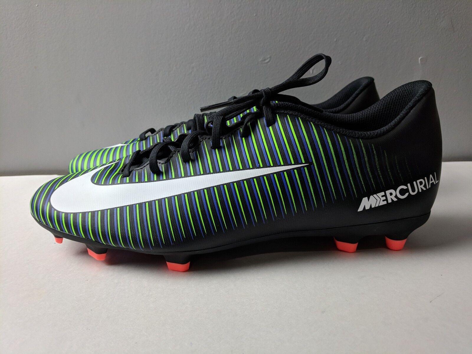 Nike Neon Dual Fusion St2 Womens Running Shoes Sz 7 Neon Nike Green/White Sneakers G-30 846cbc