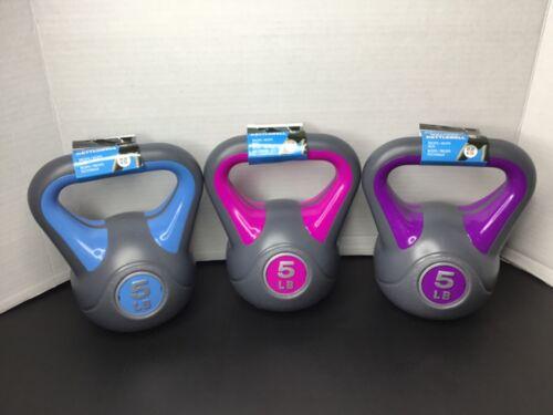 5 lb Kettlebell New Choose a Colour