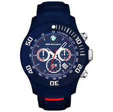 BMW Motorsport Uhr Ice Watch blau Big Motorsport Chrono BMW Uhr BM.CH.DBE.B.S.13