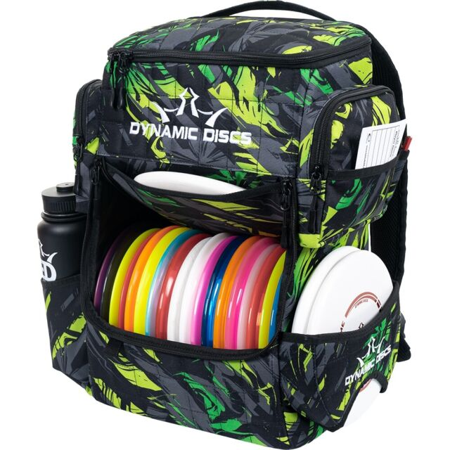 New Dynamic Discs Ranger Disc Golf Backpack Bag Choose Color Ebay