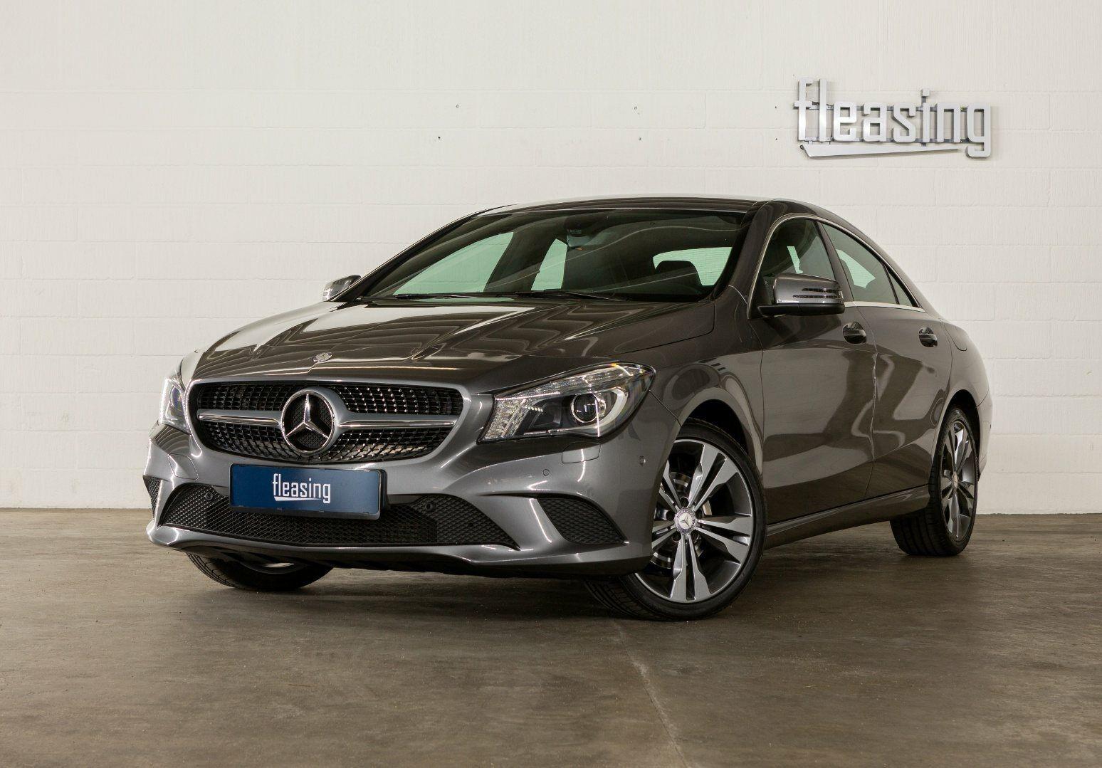 Mercedes CLA200 1,6  4d