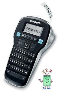 Beschriftungsgerät Dymo Labelmanager LM160 -  6,9 und 12 mm