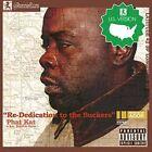 Re-Dedication To The Suckers [Euro Remix Version] by Phat Kat (Vinyl, Jun-2015, Fat Beats Distribution, Inc)
