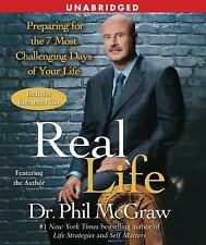 Real Life: Preparing for 7 Most Challenging Days Dr. Phil McGraw Audiobook NEW