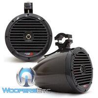 Cerwin Vega Smc8cfb Stroker 8 Marine 2way Titanium Tweeters Boat Tower Speakers