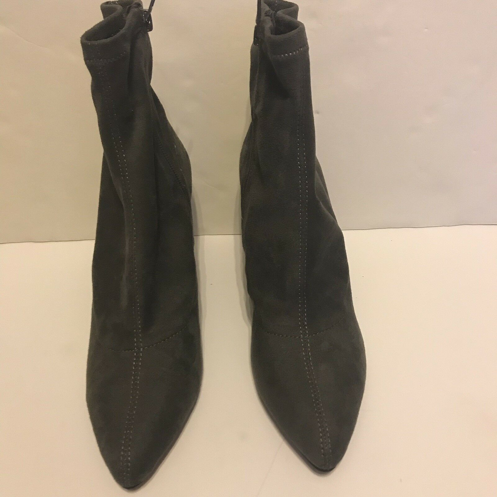protezione post-vendita Steven by Steve Steve Steve Madden Donna  Ankle stivali grigio Dimensione 8.5  incredibili sconti
