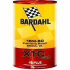 Bardahl XTC C60 15W50 Olio Motore - 24 x 1L