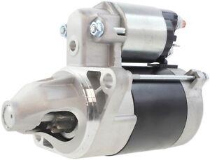 New Starter For Kawasaki UTV KAF620 MULE 2500 2510 2520 617cc 21163-2118 49-5763
