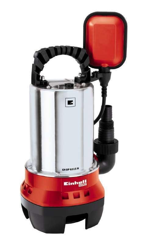 EINHELL EINHELL EINHELL Schmutzwasserpumpe GH DP 6315 N Tauchpumpe Schmutz Wasser Tauch Pumpe 2ca971