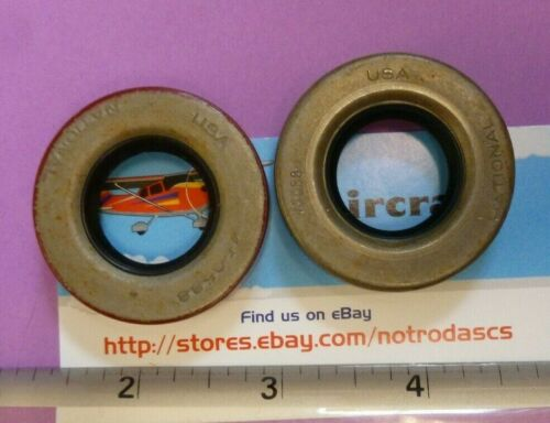 STARTER ADAPTER p//n 534938 Lot of 2 Continental OIL SEAL