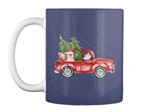 Merry Christmas...new1 Gift Coffee Mug Pig