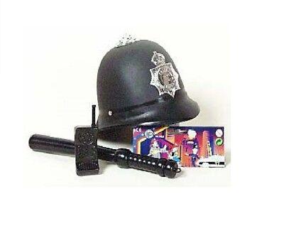 Kinder Polizei Helm Einsatz Polizeihelm 112 Polizist Spielzeug Karneval 102824