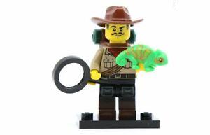 LEGO-Minifigures-Series-19-Jungle-Explorer-71025-BRAND-NEW