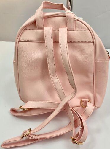 OMG Accessories Glitter Unicorn Mini Backpack Pink New