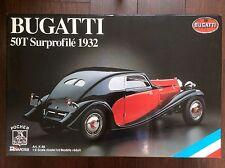Vintage Pocher K86 Bugatti 50T Surprofile 1932 Kit 1/8 (12-80 years, Boys)