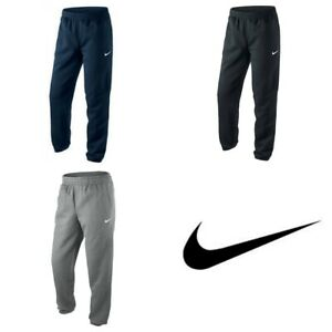 NIKE-New-Mens-Joggers-Fleece-Cuffed-Jogging-Sports-Gym-Tracksuit-Bottoms-S-M-L