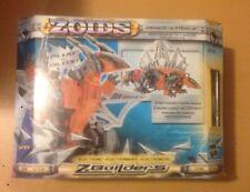 2003 Zoids Hasbro z-builders DIMETRA PTERA 1/72 scale plug n blox #106 Motorized