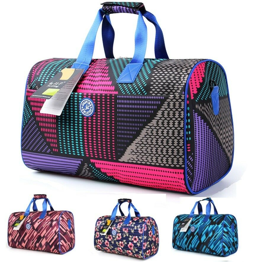 Gym Bag For Work: Gym Bag Sport Travel With Pocket Yoga Waterproof Work Out