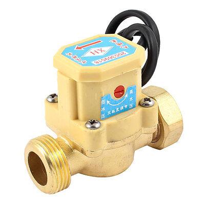 26mm Thread Ports Circulation Pump Water Heater Flow Sensor Switch