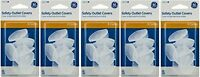 Ge Outlet Safety Covers, Clear 40 Count, New, Free Shipping