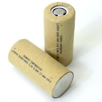 NEW Box of 10 Tenergy LiFePO4 32650 3.2V 5500mAh Rechargeable Batteries 5.5Ah