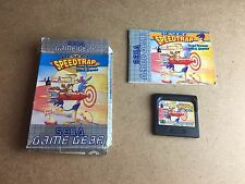 Desert Speedtrap - SEGA Game Gear (GG) TESTED/WORKING UK PAL
