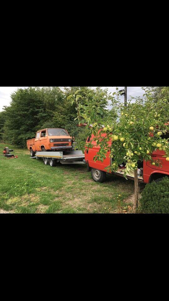 VW, Transporter, Benzin