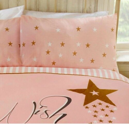 Children S Furniture Home Supplies, Pink And Gold Star Bedding