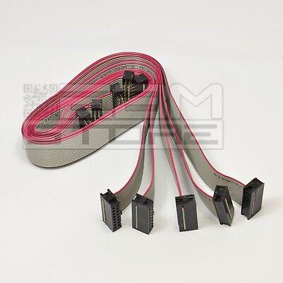 48cm flat cable IDC ART SP86 SOTTOCOSTO 5pz Cavo piatto cablato 16 poli