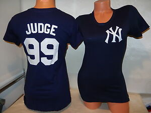 7501 Womens New York Yankees AARON JUDGE