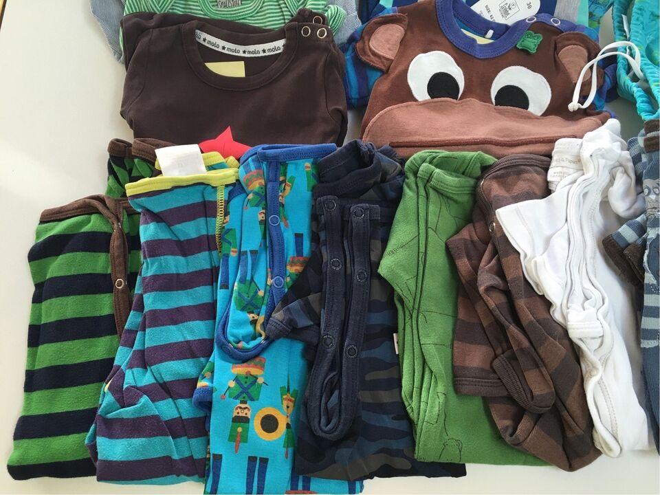 Blandet tøj, Alt hvad en dreng behøver, Blandet