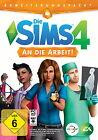 Die Sims 4: An die Arbeit (PC/Mac, 2015, DVD-Box)