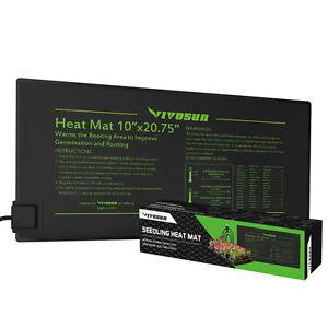 VIVOSUN-Seedling-Heat-Mat-10-034-x20-034-Seed-Starter-Pad-Germination-Propagation-Clone