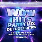 Wow Hits: Party Mix by Various Artists (CD, Mar-2015, 2 Discs, Word Entertainment)