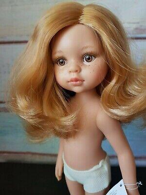 Paola Reina doll Mali nude 32 sm