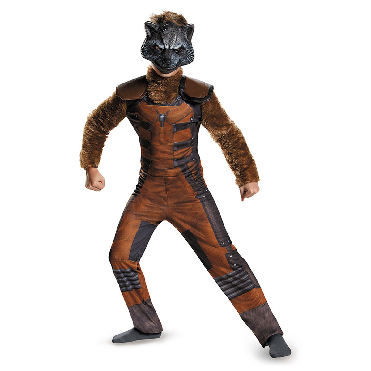 Guardians Of The Galaxy - Rocket Raccoon Deluxe Child Costume