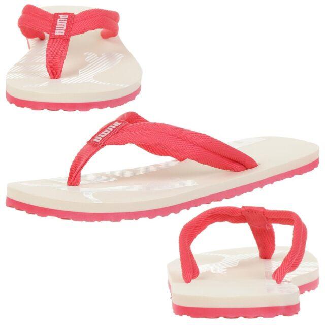 4d49996cb2f7 Puma Epic Flip v2 Toe post Slippers Bath Slippers Kids Junior