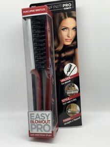 Infiniti-Pro-Conair-Easy-Blowout-Pro-Large-Porcupine-Bristles-Hair-Brush-Maroon
