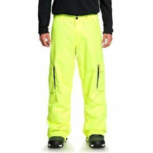 Dc-shoes-banshee-pant-safety-yellow-2020-pantaloni-snowboard-new-s-m-l-xl-10-039
