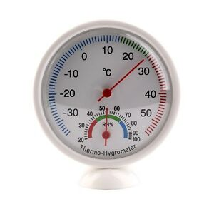 FidèLe Indoor Au?enthermometer Hygrometer Temperaturmessger?t Mit Hoher Qualit?t Mi Quell Summer Soif