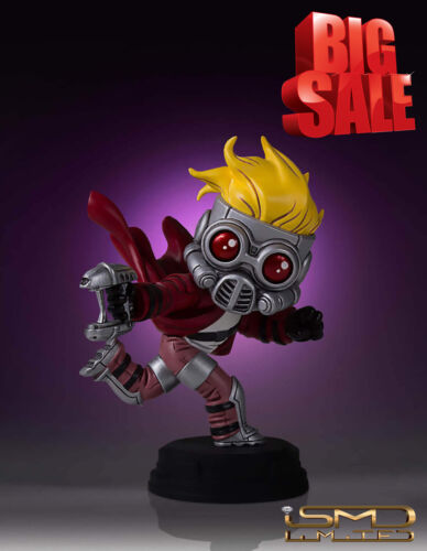 Certified Gentle géant Marvel Guardians of the Galaxy Star-Lord ANIMATED STATUE