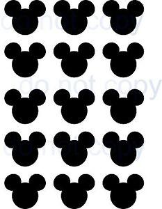 15-Mickey-Mouse-Enfants-Mur-DECA-Stickers-tetes-STICKERS-pour-MURS-Fenetres