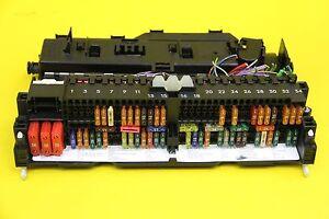 2006 bmw m3 e46 fuse box front right fuse breaker power distributor rh ebay com