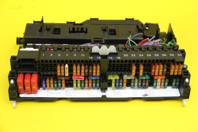 2006 bmw m3 e46 fuse box front right fuse breaker power distributor rh ebay com 2005 M3 2008 M3