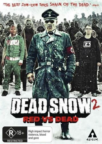 1 of 1 - Dead Snow 2 - Red vs Dead DVD